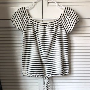 MADEWELL Striped Melody Top